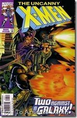P00017 - Del Juicio de Gambit a La Busqueda de Xavier #358