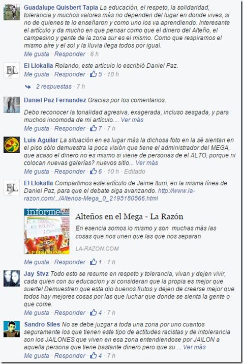 El Mega es de El Alto