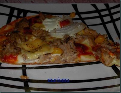 pizza Tito,racion