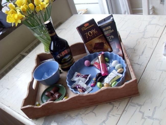 Chokolade fra Anders
