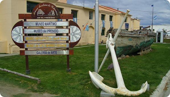 Museu Marítimo e do Presídio