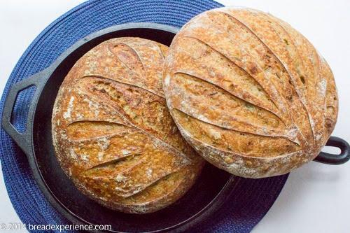 Pain au Romarin - Sourdough Rosemary Bread