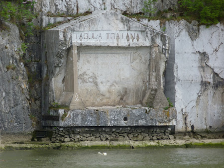 Placi istorice Mehedinti: Tabula Traiana
