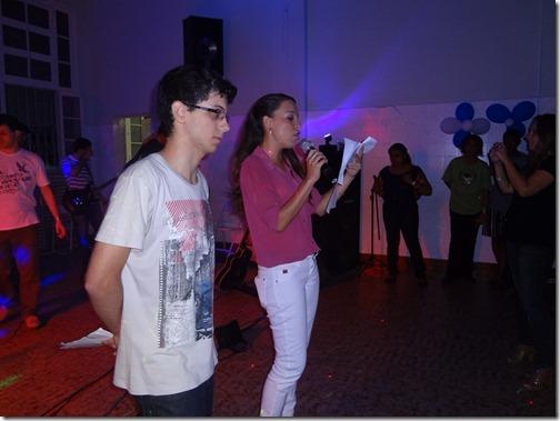 Robson Brasil e Fernanda Lopez