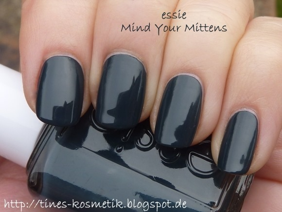 essie Mind Your Mittens 1