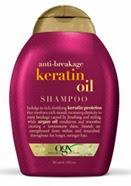 organix keratin shampoo