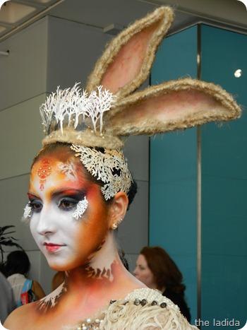 IMATS Sydney 2012 - Beauty Fantasty - Wild Kingdom - Chiahui Lin (2)