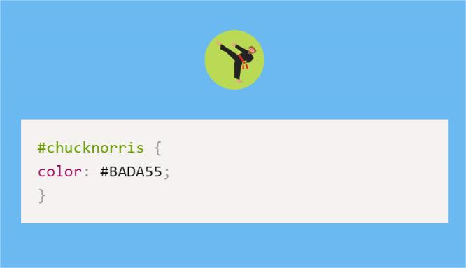 Representación de personajes famosos por medio de códigos CSS