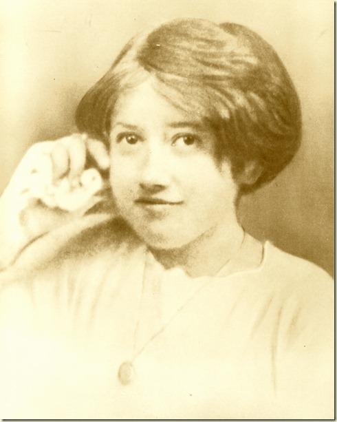 Jessie Maud Hall Neely 1893-1982