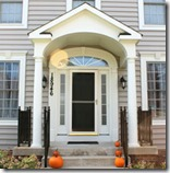 Fall - Halloween Porches