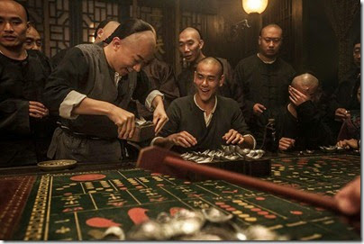 Eddie Peng in Rise of the Legend - 彭于晏 黃飛鴻之英雄有夢 30