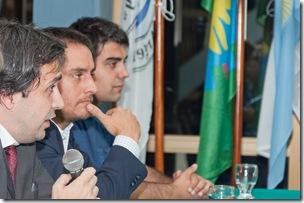 La presentación se realizó en la Sede Central de Mar de Ajó de la Universidad Atlántida Argentina