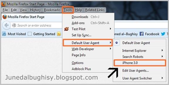 Cara Membuka Situs Web Versi Mobile Di PC 03