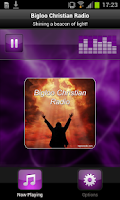 Screenshot of Bigloo Christian Radio