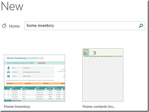A Developer's Life: Tracking Home Inventory