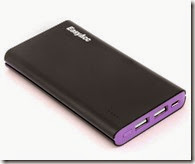 EasyAcc 10000 mAh portable charger for smartphones and tablets
