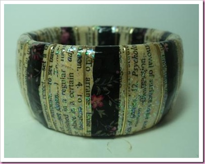 Altered bangle