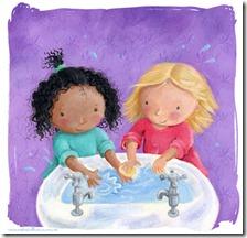 lavarse  las manos(10)