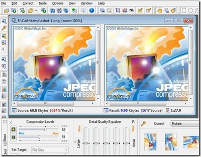 Advanced JPEG Compressor v5