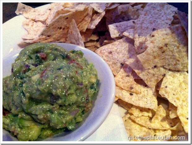 Big River Guacamole & Chips