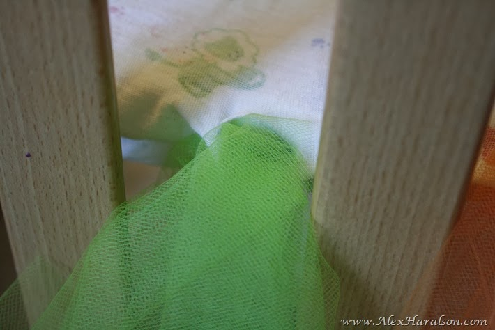 no sew tutu crib skirt30