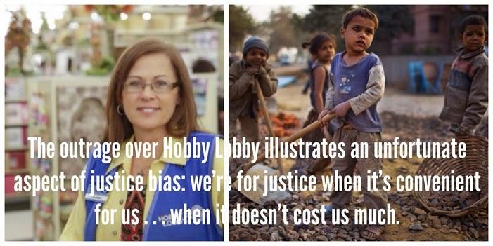 On Hobby Lobby, employee injustice, and the inconvenient cost of caring