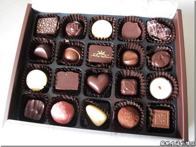 南投-18度C巧克力工房
