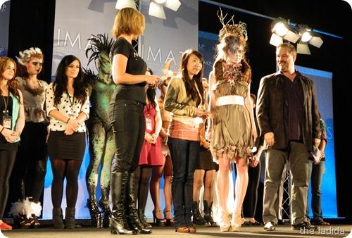 IMATS Sydney 2012 - Beauty Fantasty - Wild Kingdom - Lily Yang (3)