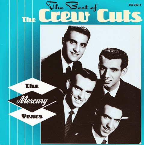 Mercury Years - 23 - Crew Cuts front