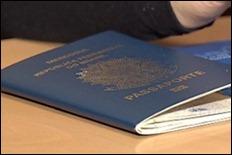 Passaporte é exigido em alguns países da Europa (Foto: Reprodução/ TV Tem)