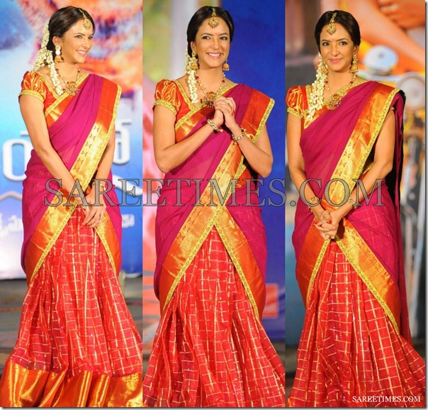 Lakshmi_Prasanna_Traditional_Half_Saree