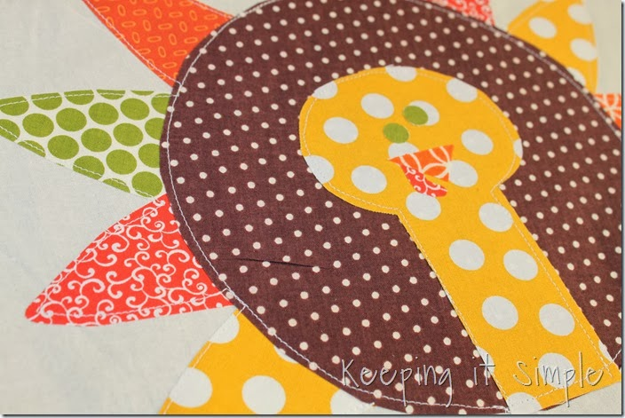 personalized turkey placemats (10)