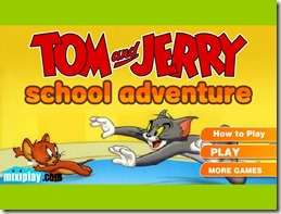 TOM-E-JERRY-NA-ESCOLA