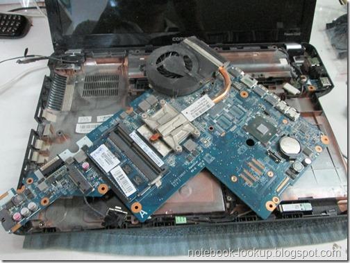 แก้ปัญหา Compaq CQ42  System Fan (90B)