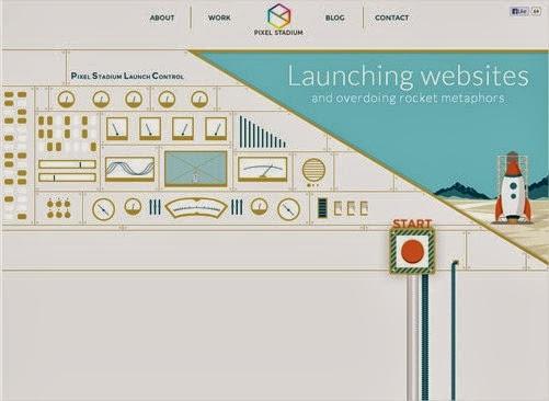 20 hermosos y simples sitios web minimalistas 8