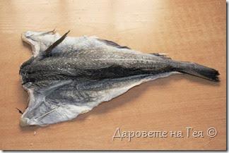 Риба треска осолена_Μπακαλιάρος παστός_6753b