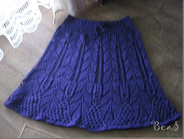 fiolet spódnica 003