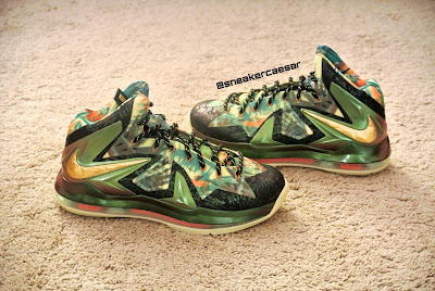 nike lebron 10 ps elite championship pack 19 01 reverse Reverse LeBron 10 Championship Pack is Real! Take a Closer Look!