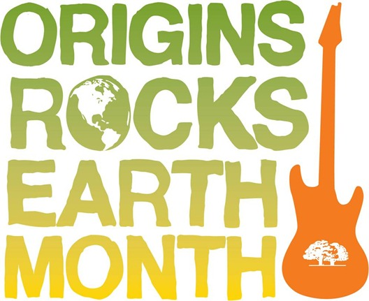 OriginsRocksEarthMonthLogo