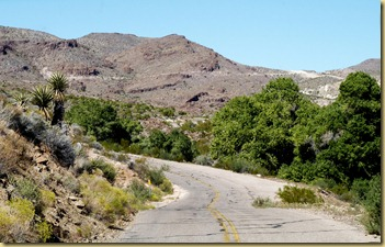 2012-09-27 -1- AZ, Golden Valley to Oatman via Route 66 -012