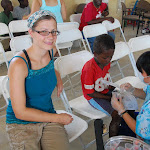 Dentist group in Haiti - Picture taken by Beth McHoul