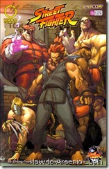 P00014 - Street Fighter I No #12