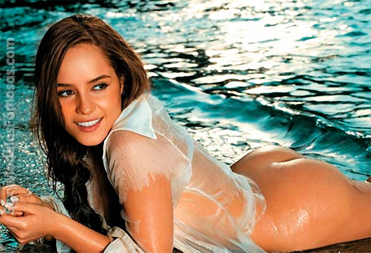Ana Lucia Dominguez Desnuda Para La Revista Interviu