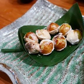 鹽燒銀杏 @ 鈴藤酒肴