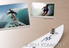 GOPRO HD Surfing Hero