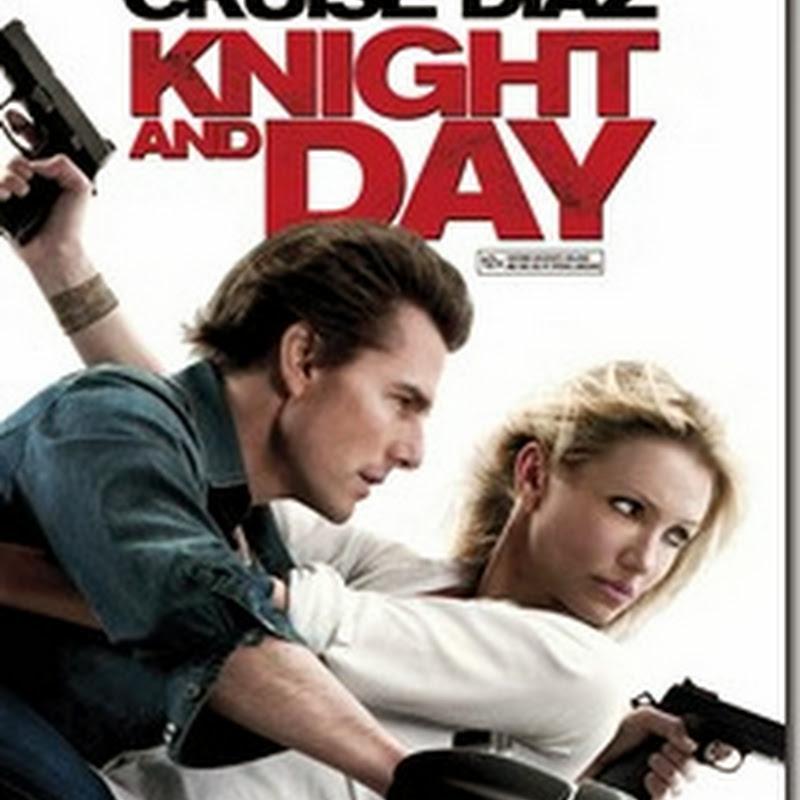 โคตรคนพยัคฆ์ร้ายกับหวานใจมหาประลัย HD Knight and Day