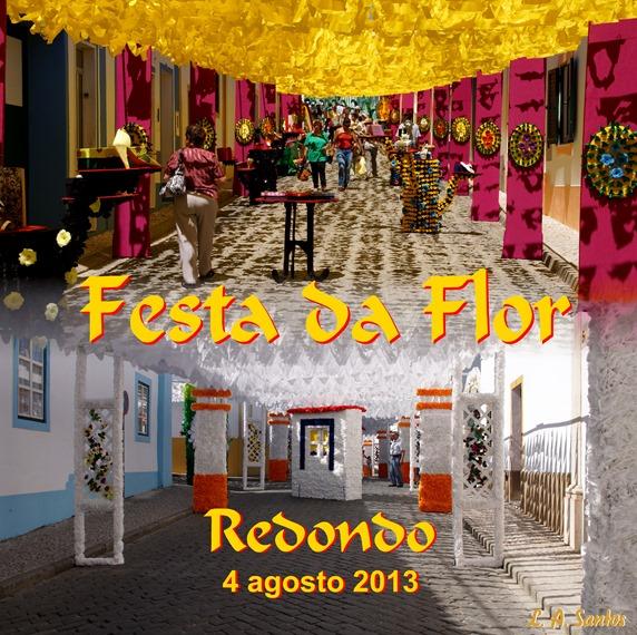 Redondo - Festa Flor 2013