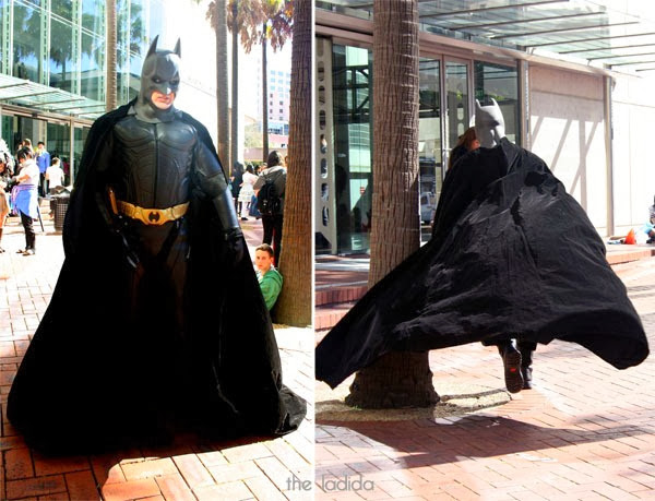 Smash! 2013 - Cosplay - Faves - Batman