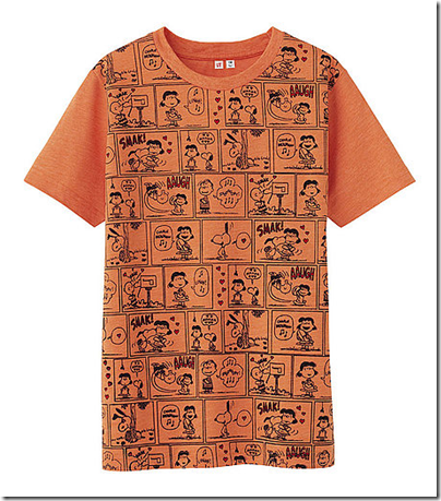 Uniqlo X Snoopy Tee - Kids 10