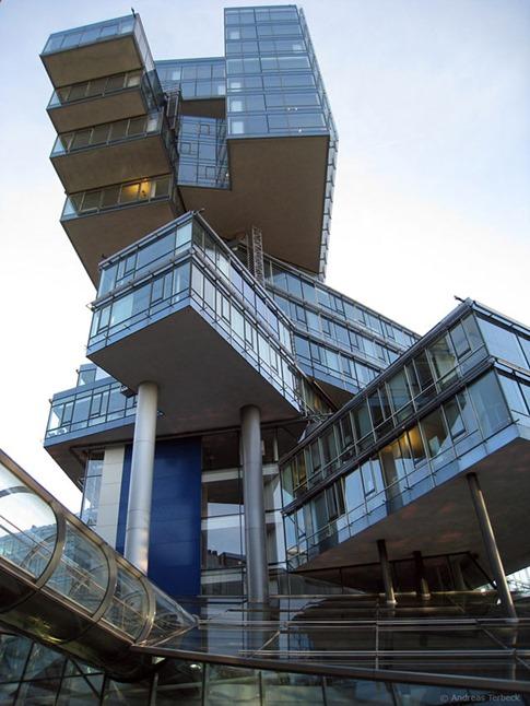 50. Edificio Nord LB (Hannover, Alemania)
